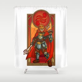 Ganondorf Villain of Power Shower Curtain
