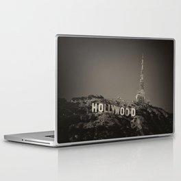Vintage Hollywood sign Laptop & iPad Skin