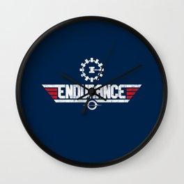 Endurance Top Gun Wall Clock