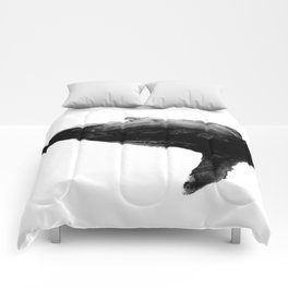 Oil and Wildlife Don't Mix - Whale Comforters