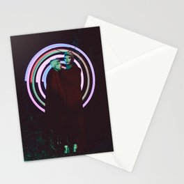 Ozma And Elfy Go To Earth Stationery Cards