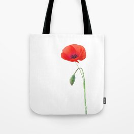 Poppy n.1 Tote Bag