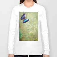lonely Long Sleeve T-shirts featuring LONELY by AlyZen Moonshadow
