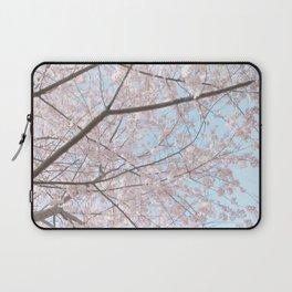 Vintage pink tree Laptop Sleeve