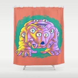 Bwuuuhh? Shower Curtain
