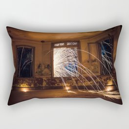 Fire Rectangular Pillow