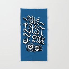 The Last J. Die Hand & Bath Towel
