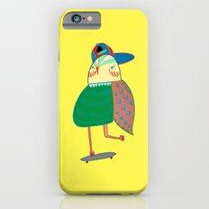 Skateboarding Owl. Slim Case iPhone 6s