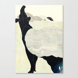 Tapir, No. 100303_02 Canvas Print