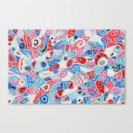 Tobi Canvas Print