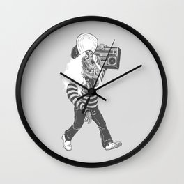 Old so Cool Wall Clock