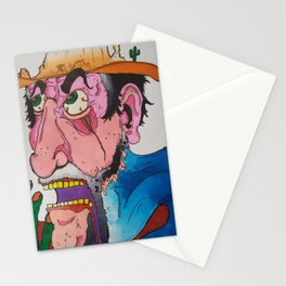 Desert monster (westmonster) Stationery Cards