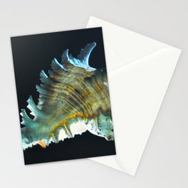 Giant Murex in Moonlight Stationery Cards