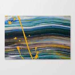 Trinity - Close-up #3 Canvas Print