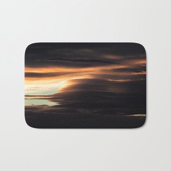 Clouds Over Iceland Bath Mat