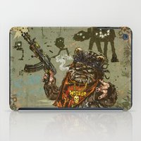 ewok iPad Cases featuring Gwok by Beery Method