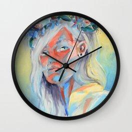 The Stare Wall Clock
