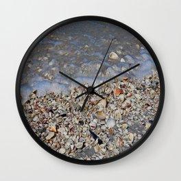 Wandering in Wonderland Wall Clock
