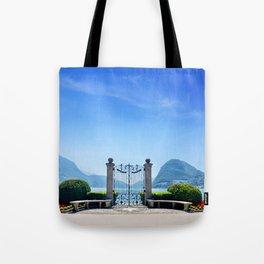 Lugano, Switzerland Tote Bag