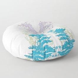 Botanic Body Floor Pillow