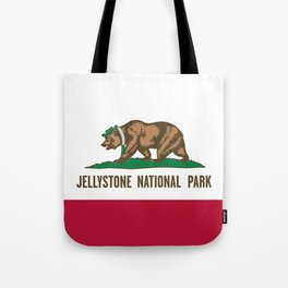 Jellystone National Park  Tote Bag