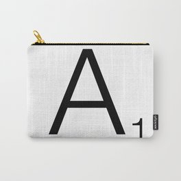 Scrabble A Carry-All Pouch