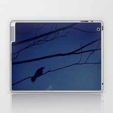 Bird on tree Laptop & iPad Skin