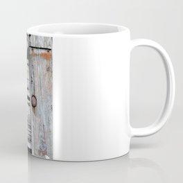 Rusty Coffee Mug