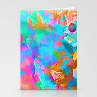 candy Stationery Cards featuring Candy by Amy Sia