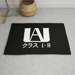 UA Academy 1-A (White) Rug
