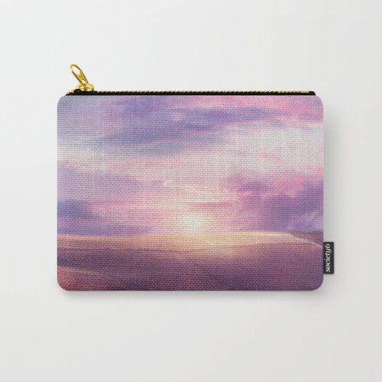 Pastel vibes 34 Carry-All Pouch