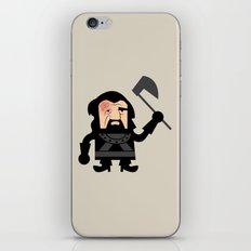 The Hound Dwarf iPhone & iPod Skin