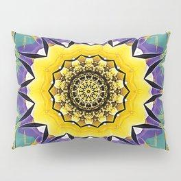 Mandalas of Healing and Awakening 5 Pillow Sham