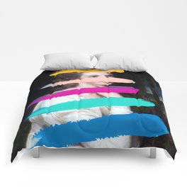 Composition 711 Comforters
