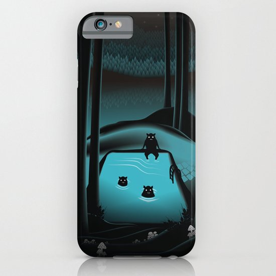 The Pool iPhone & iPod Case