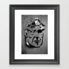 Lobotomy Framed Art Print