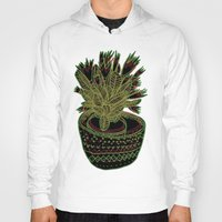 plant Hoodies featuring Plant by Ali Hunter