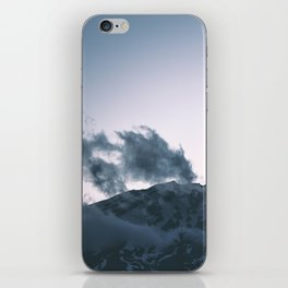 Mount Saint Helens II iPhone Skin