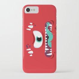 Baddest Red Monster! iPhone Case