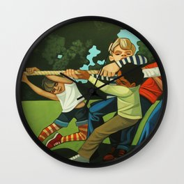 Together We Can! Wall Clock