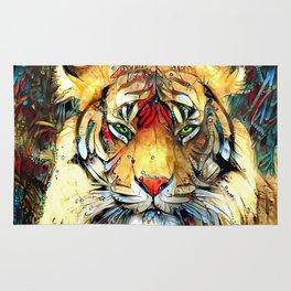 Fantazi (Tiger is Not Amused II) Rug