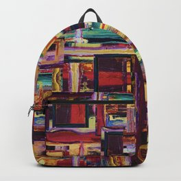 Windows to Red Planet Backpack