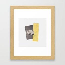 Cigarettes & Cigarettes Framed Art Print