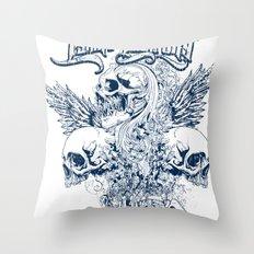 Trifecta Throw Pillow