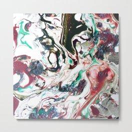 Swirl II Metal Print