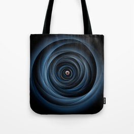 Eye of the cyclone Tote Bag