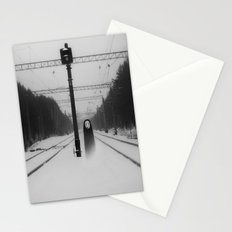 No Face Stationery Cards