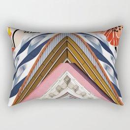roof Rectangular Pillow