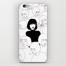 The One iPhone & iPod Skin