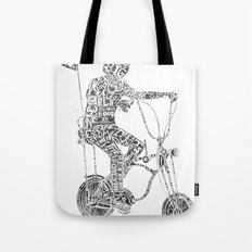 A boy's thing Tote Bag
